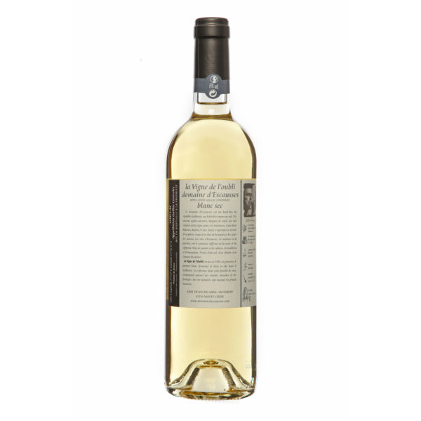 Vin blanc sec - Appellation Gaillac contrôlée