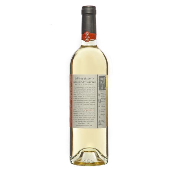 La vigne galante - Appellation Gaillac contrôlée