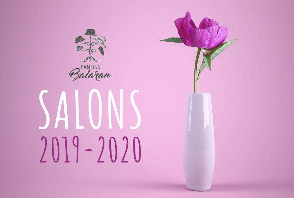 BALARAN SALONS VIGNERON DE FRANCE 2019-2020