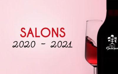 Salons 2020 – 2021